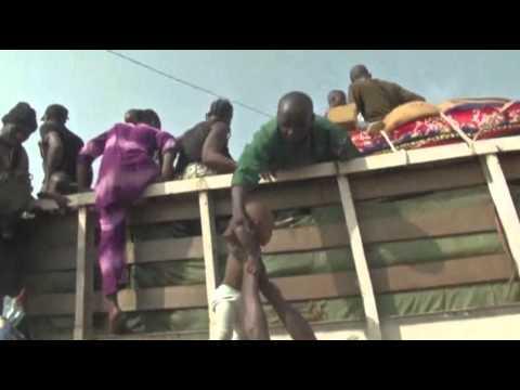 Raw: Muslims Flee C. African Republic Capital