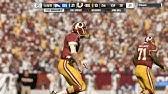 733b9abd6 Madden NFL17 - Color Rush Uniforms gameplay - Dallas Vs Redskins ...