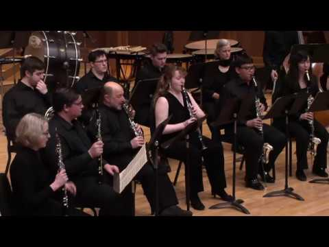 Lawrence University Wind Ensemble - February 24, 2019