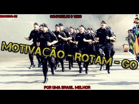 Motivação - Policial - ROTAM - GO - PedroM