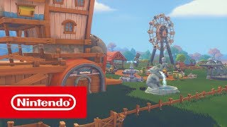 My Time at Portia – Crafting Trailer (Nintendo Switch)