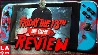 Friday The 13th Nintendo Switch Review (Video Game Video Review)
