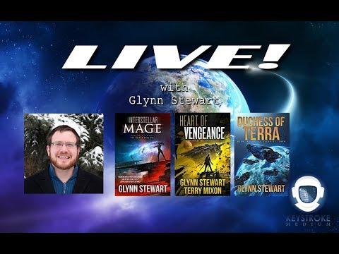 Ep 2.67 - LIVE! with Glynn Stewart
