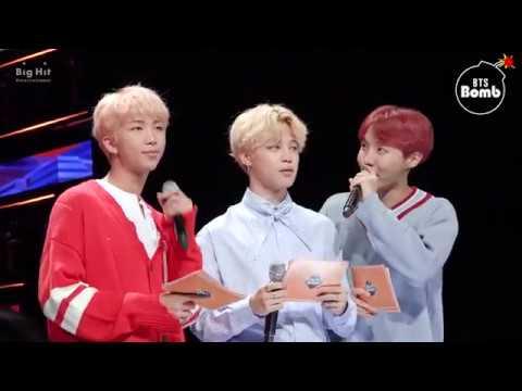[BANGTAN BOMB] BTS won 1st place (subtitle. Special MC day) @Mcountdown - BTS (방탄소년단)