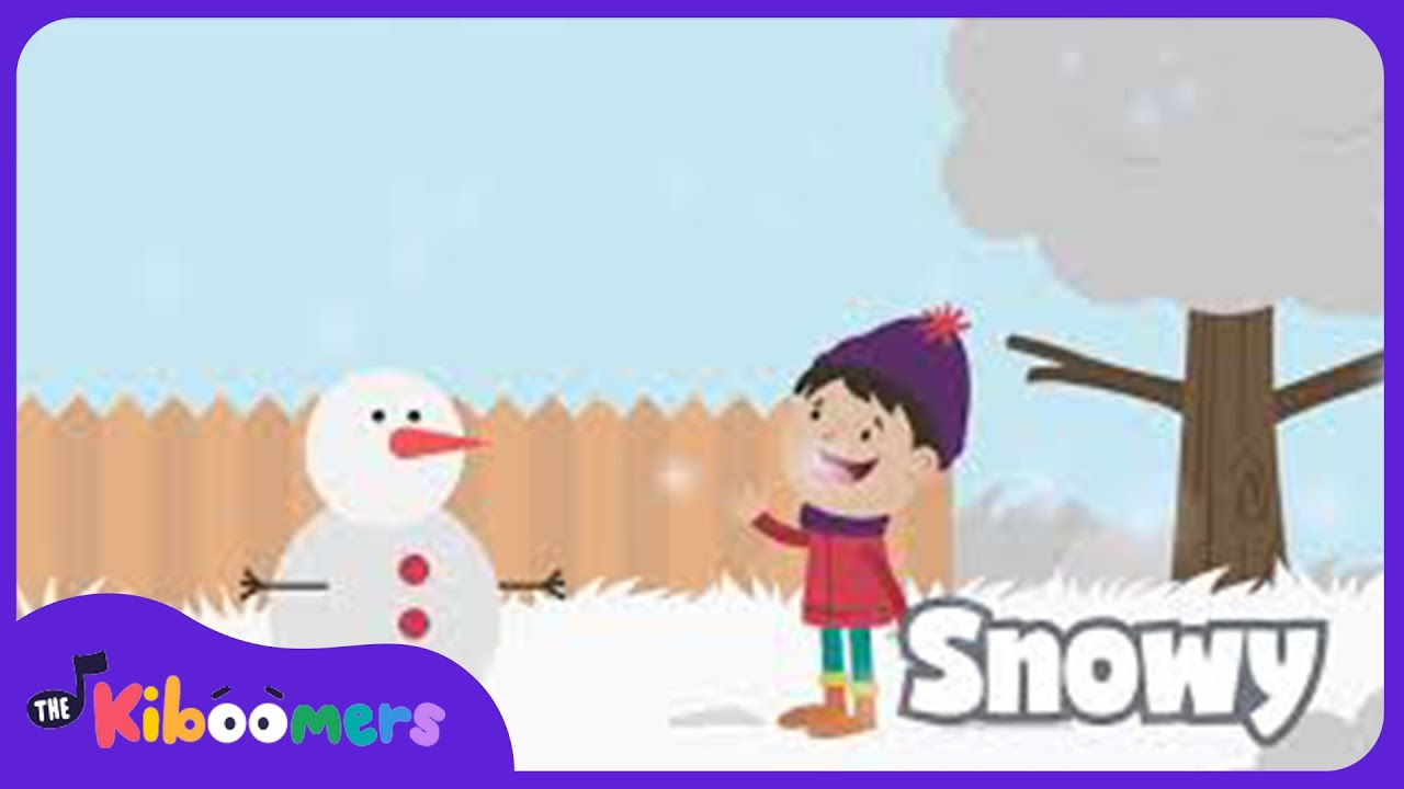 Like Weather What What S The Weather Like Today Weather Song For Kids The Kiboomers