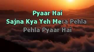 suraj Hua Kabhi Khusi Kabhi Gham Bollywood Karaoke   YouTube