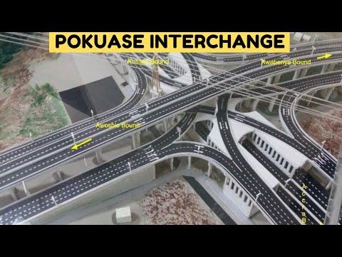 Update: POKUASE INTERCHANGE | Accra-Ghana.