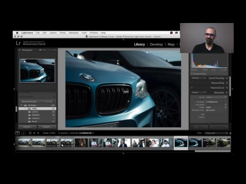 MoeDay Live #1: car photography tips live-stream