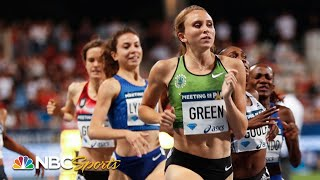 Unbelievable comeback from 9th to 1st in 800 meter Diamond League final | NBC Sports