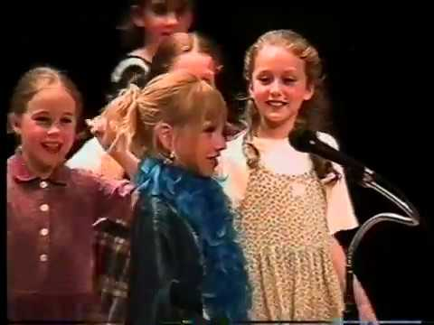 """Annie"" by Gleason School 2nd + 3rd Graders - June 11, 1997 - 62 min"