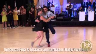 ILHC 2015 - Invitational Strictly Lindy Finals - Spotlights