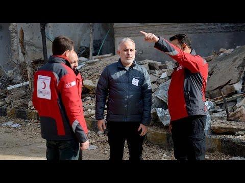 Bab'ın yaralarını Türkiye saracak