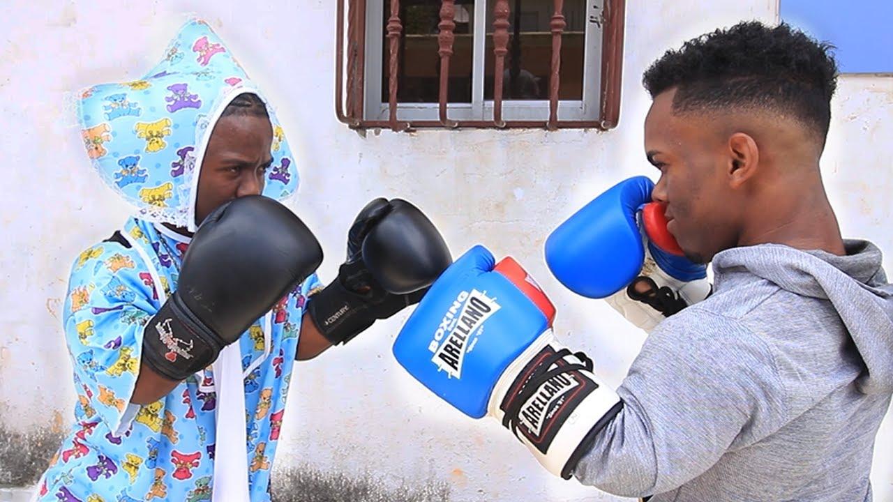 Enano OSCAR vs Enano Hapa SE ENFRENTAN y salen de control en encuentro post batalla final !