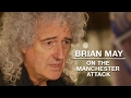 Brian May on the Manchester attack