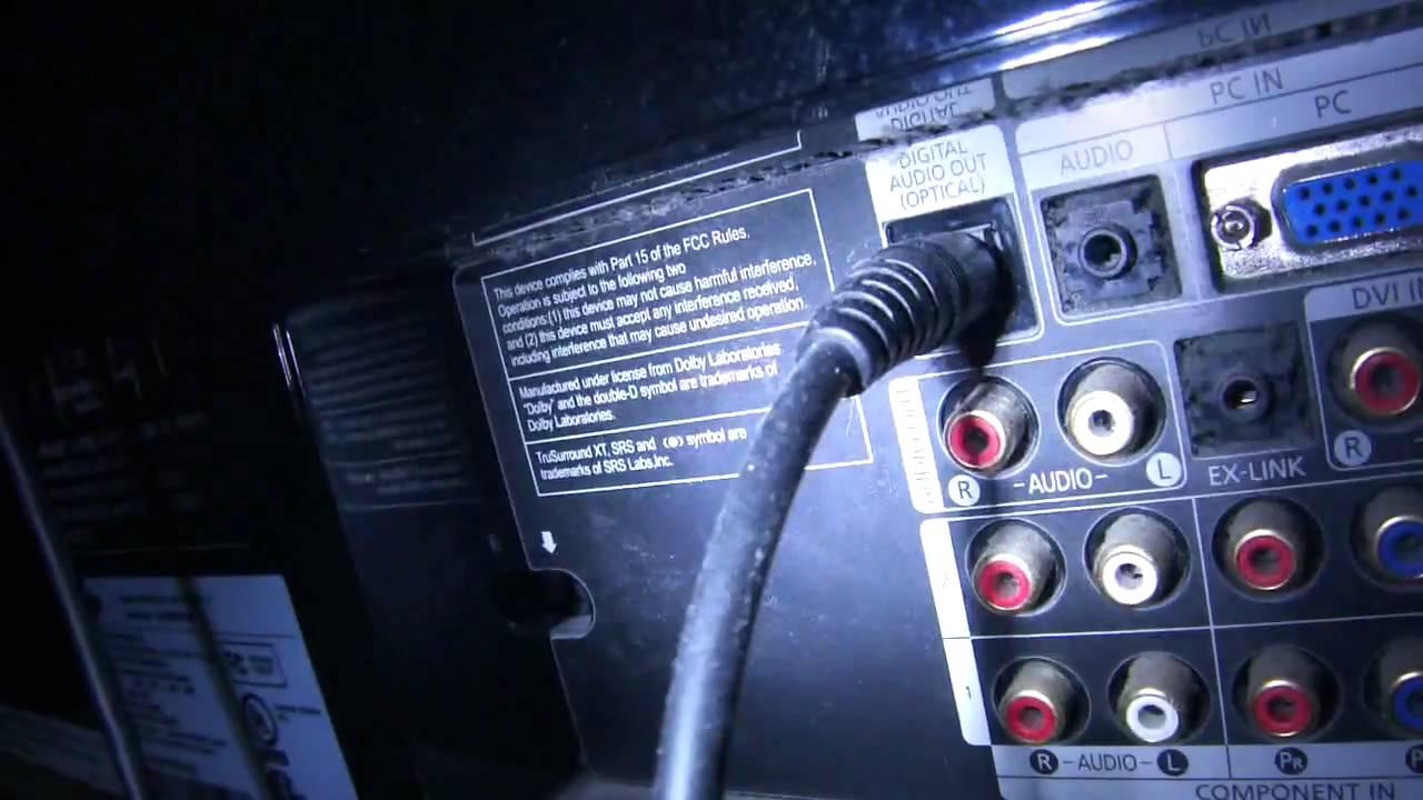 quick fix tv surround sound system [ 1280 x 720 Pixel ]