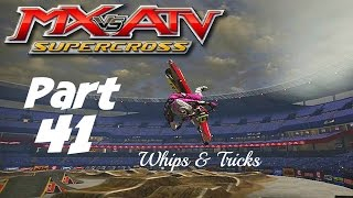 MX vs ATV Supercross! - Gameplay/Walkthrough - Part 41 - Freestyle!