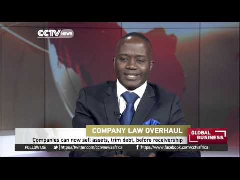 Kenya new company laws