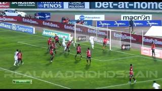 Mallorca 1-2 Real Madrid | Liga BBVA 11/12 [HD] 14/01/2012 All Goals & Highlights Audio COPE