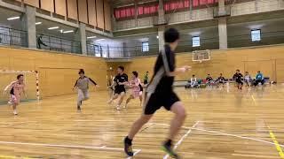 ハンドボール最高!20190421エルムクラブvs HSクラブ 札幌ハンドボールリーグ