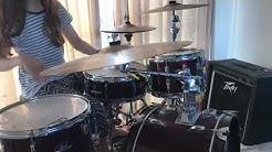 Dua Lipa Don't Start Now Drum Cover