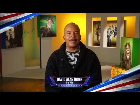 David Alan Grier Sends A Message To Members Of The Military