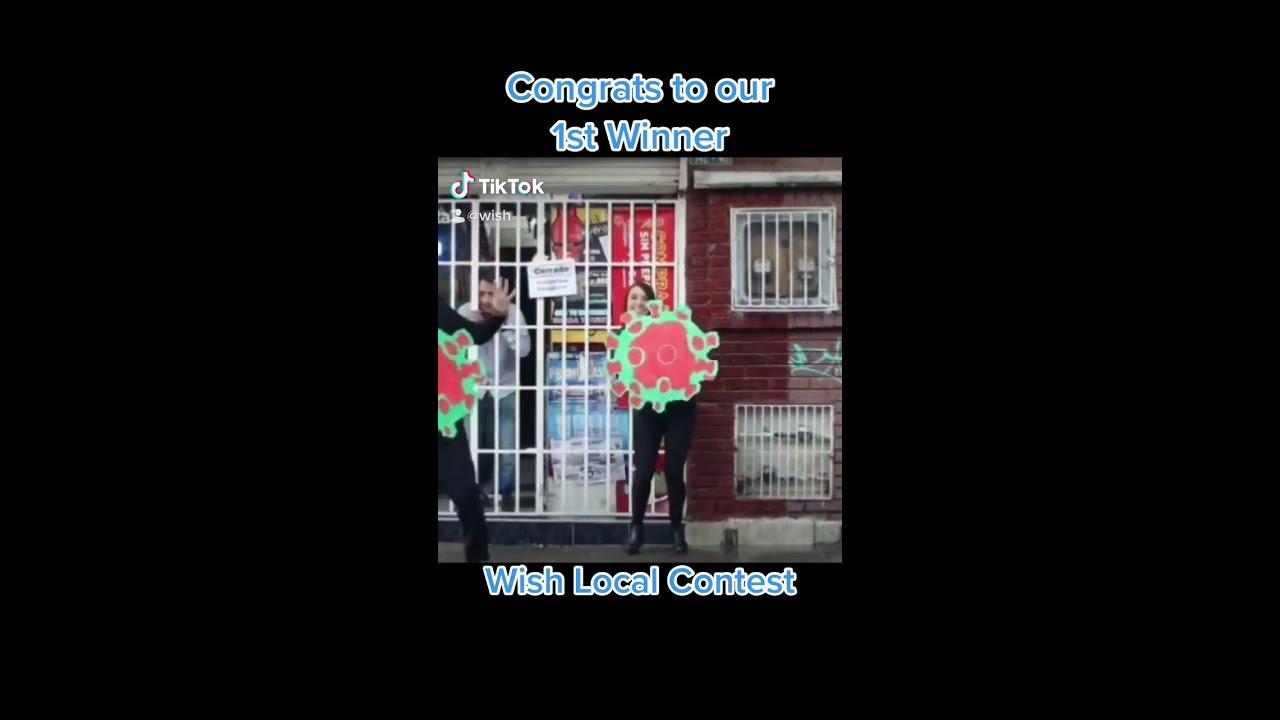Wish Local Contest WINNER No.1