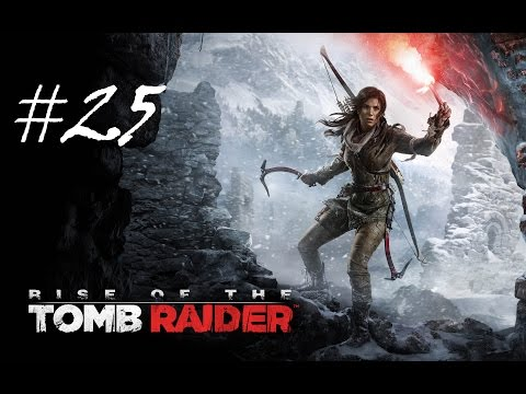 Love underwater stealth kill!! :) - Rise of the Tomb Raider pt. 25