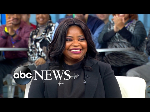 Thumbnail: Octavia Spencer Interview on Oscars night and 'The Shack'