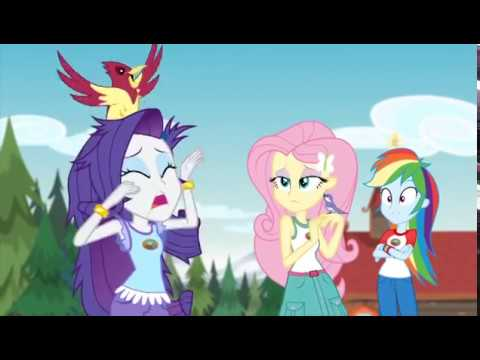 My Little Pony Equestria Girls: Legend of Everfree - Bloopers