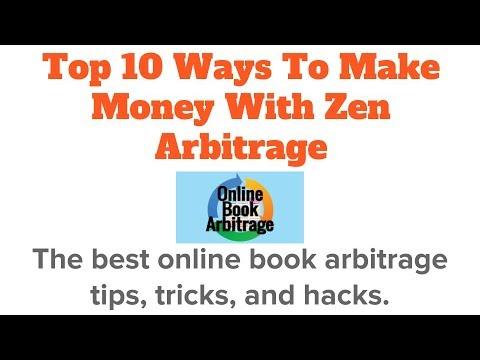 Top 10 Ways To Profit With Online Book Arbitrage & Zen Arbitrage