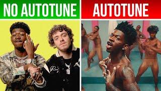 Lil Nas X, Jack Harlow 'INDUSTRY BABY' | *AUTOTUNE VS NO AUTOTUNE* (Genius)