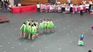培道小學部舞蹈表演(春耕頌)