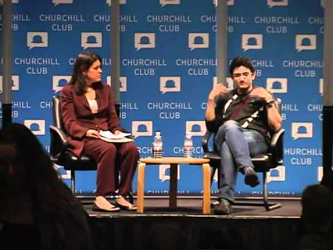 2.7.12 Social Media Revolutionary: An Evening with Egyptian Activist Wael Ghonim