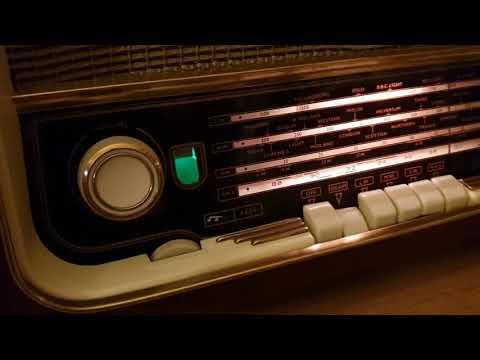 1954 vintage Bush Radio with MP3