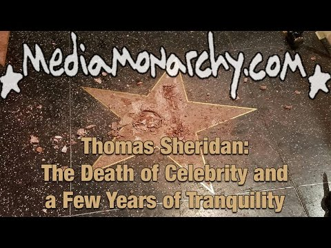 Death of Celebrity w/@ThomasSheridan_