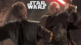 Why Count Dooku STOPPED Himself from KILLING Anakin and Obi-Wan Revealed - Star Wars Explained