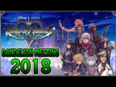 Dandelion Meeting 2018 Was Amazing! ~ KH Union χ[Cross]