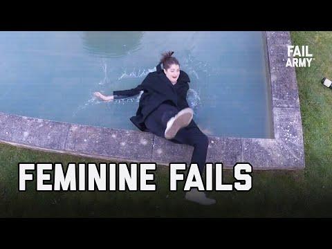 Feminine Fails | FailArmy