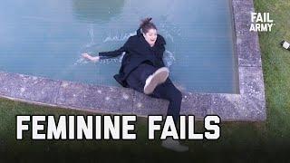 Funny Feminine Fails | FailArmy
