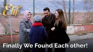 Elif Episode 854 | Finally We Found Each Other! (English and Spanish)