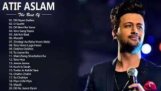 BEST OF ATIF ASLAM PLAYLIST 2020- Dil diyan gallan- आतिफ असलम रोमांटिक हिंदी गाने_सुपरहिट ज्यूकबॉक्स