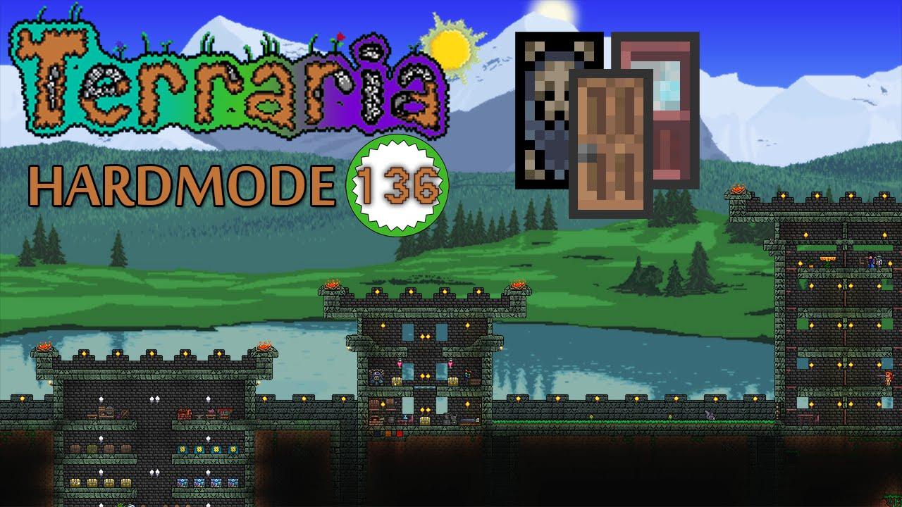 Terraria - HOW DO I DOOR?  sc 1 st  YouTube & Terraria - HOW DO I DOOR? - YouTube pezcame.com