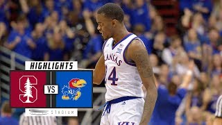 Stanford vs. no. 2 kansas basketball highlights from 2018 game. the jayhawks needed overtime, but pulled out a 90-84 victory over stanford. dedr...