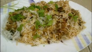 Hyderabadi Mutton Biryani Or Kachey Gosht Ki Biryani