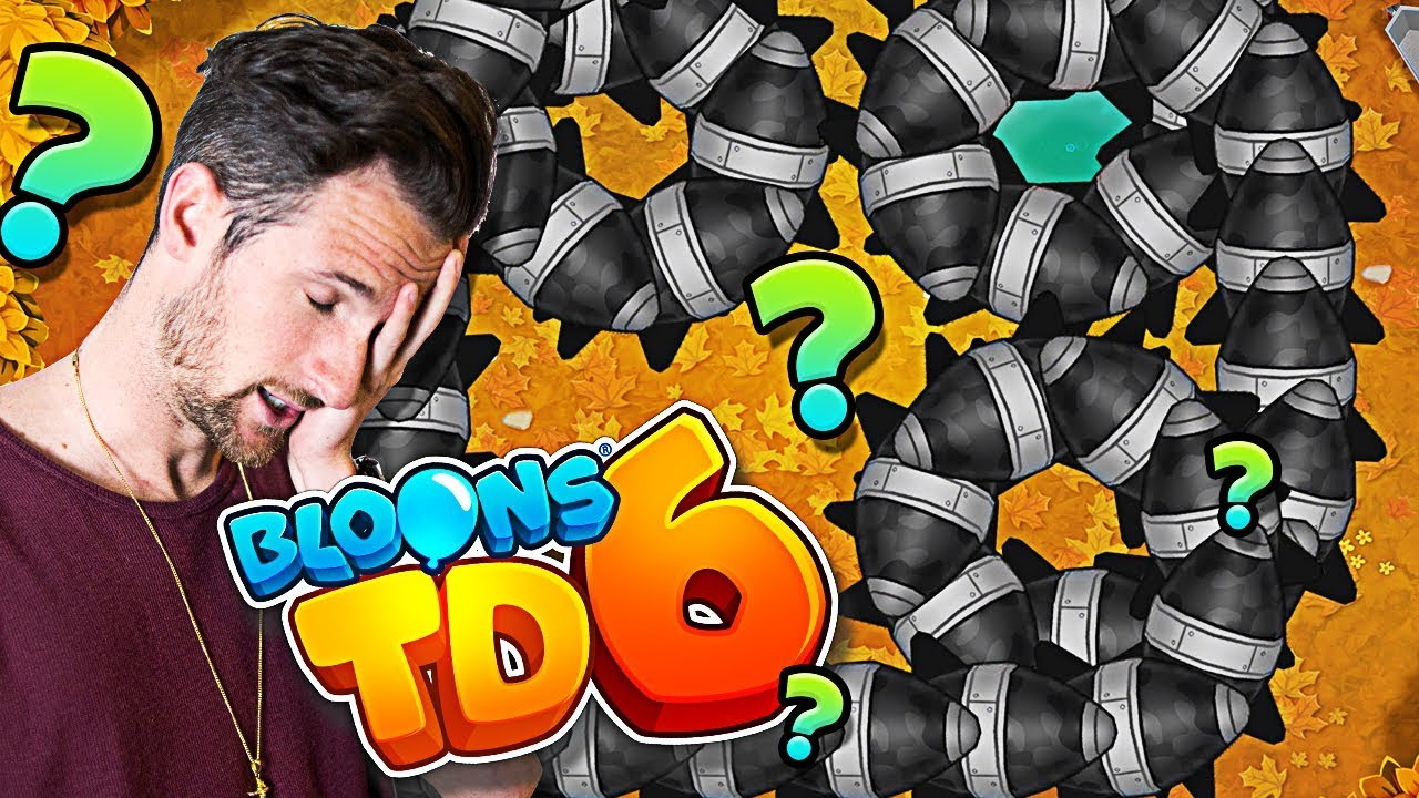 WHAT DO I DO!?! :: Bloons TD 6 :: DDT Bloons are INSANE!!!