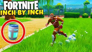 *NEW* INCH BY INCH in Fortnite PLAYGROUND V2 MODE! - Fortnite Battle Royale