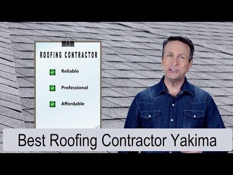 Best Roofing Contractor Yakima