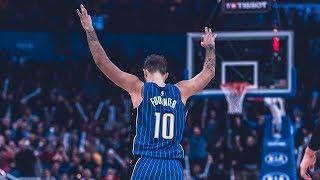 Evan Fournier 32 Points Career High vs Timberwolves! 2017-18 Season
