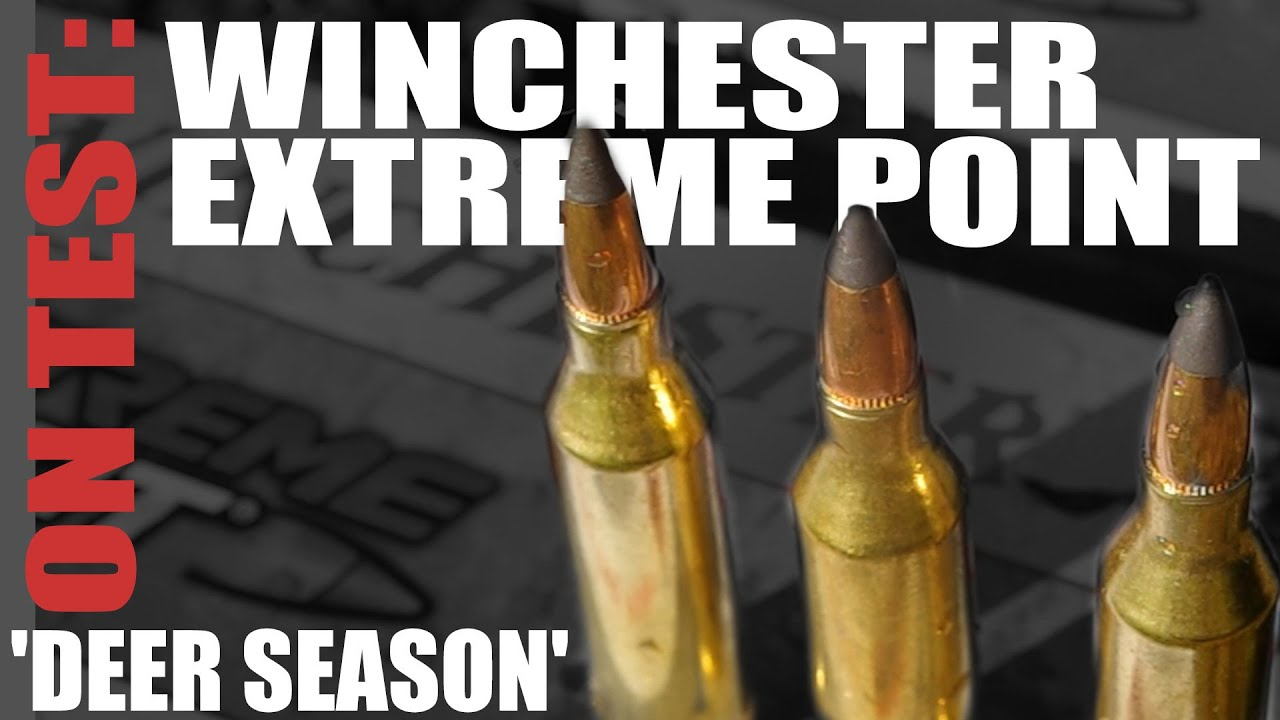 On Test: Winchester Extreme Point 'Deer Season'