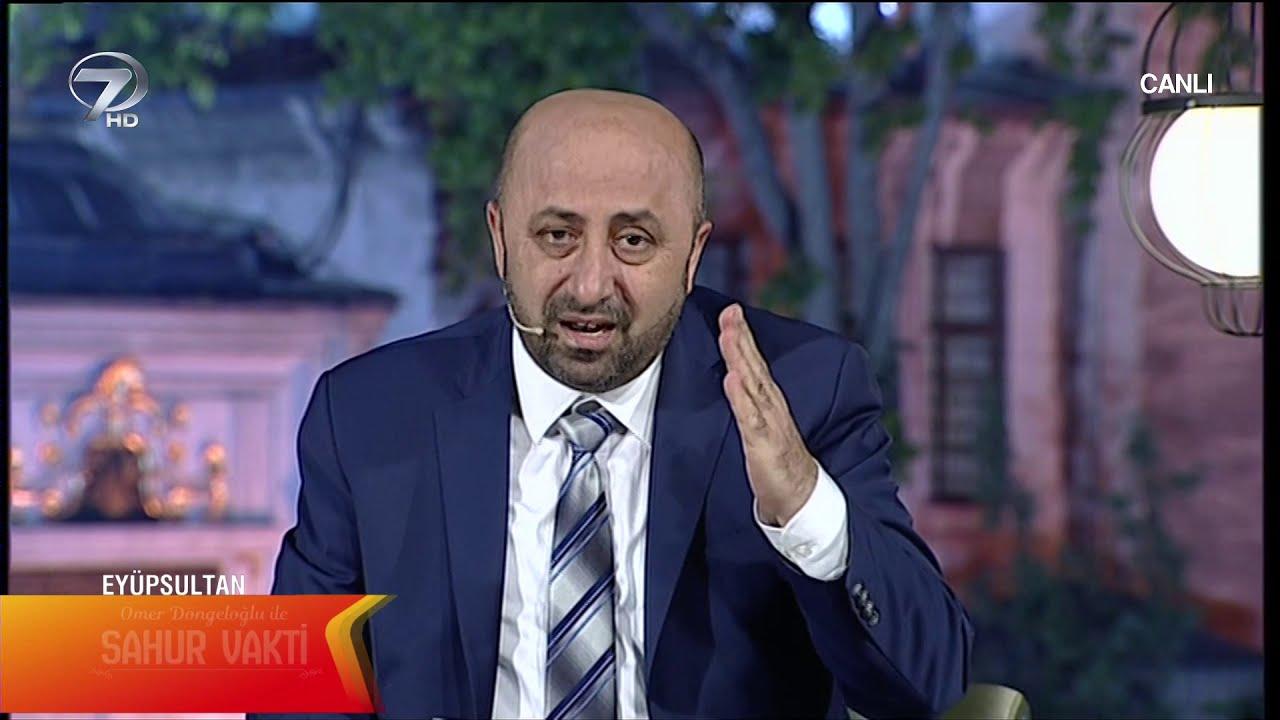 Ömer Döngeloğlu İle Sahur Vakti - 3 Haziran 2019
